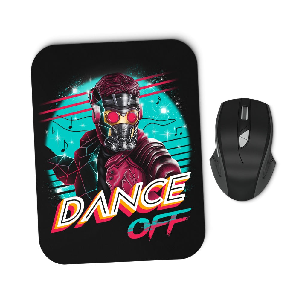 Dance Off - Mousepad