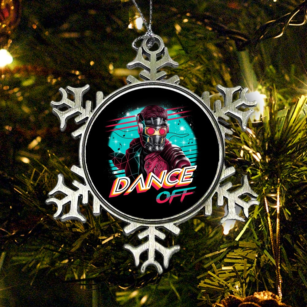 Dance Off - Ornament