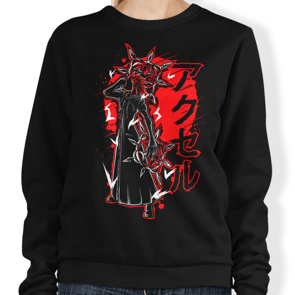 Dancing Flames Power - Sweatshirt