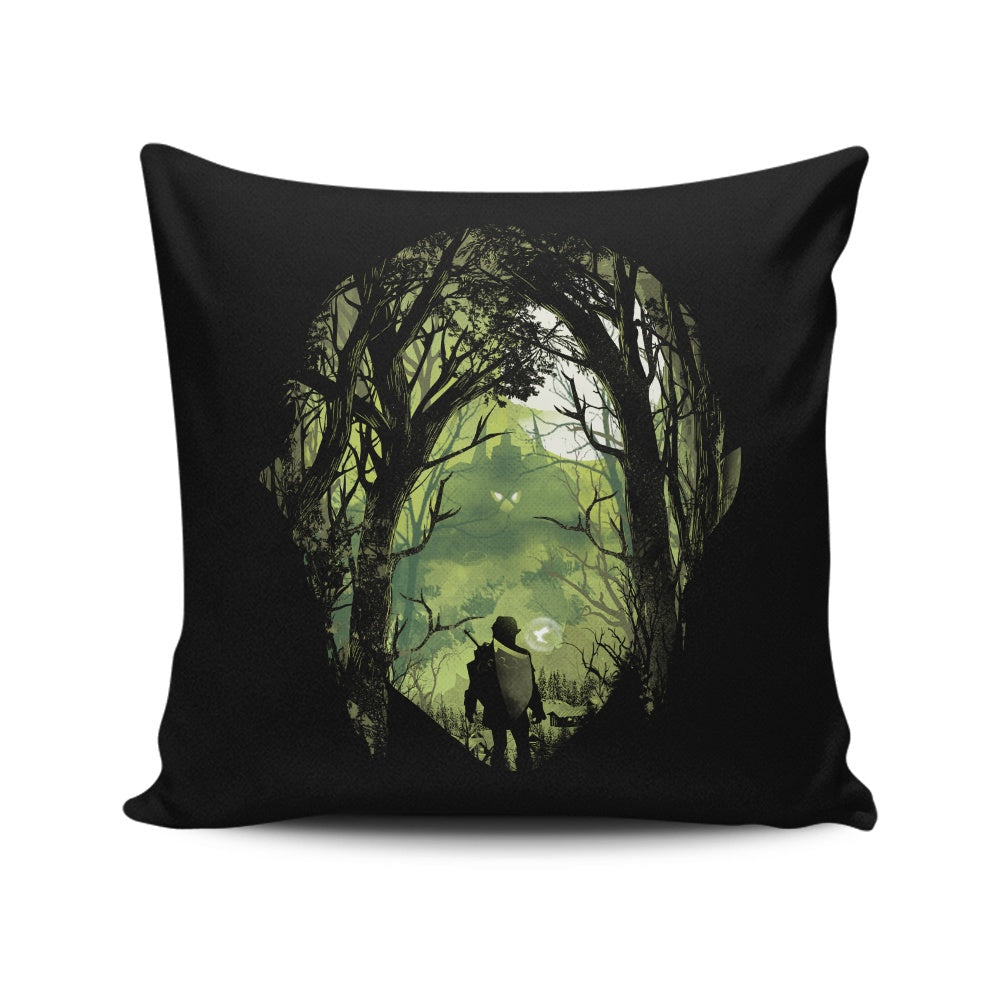 Dangerous - Throw Pillow