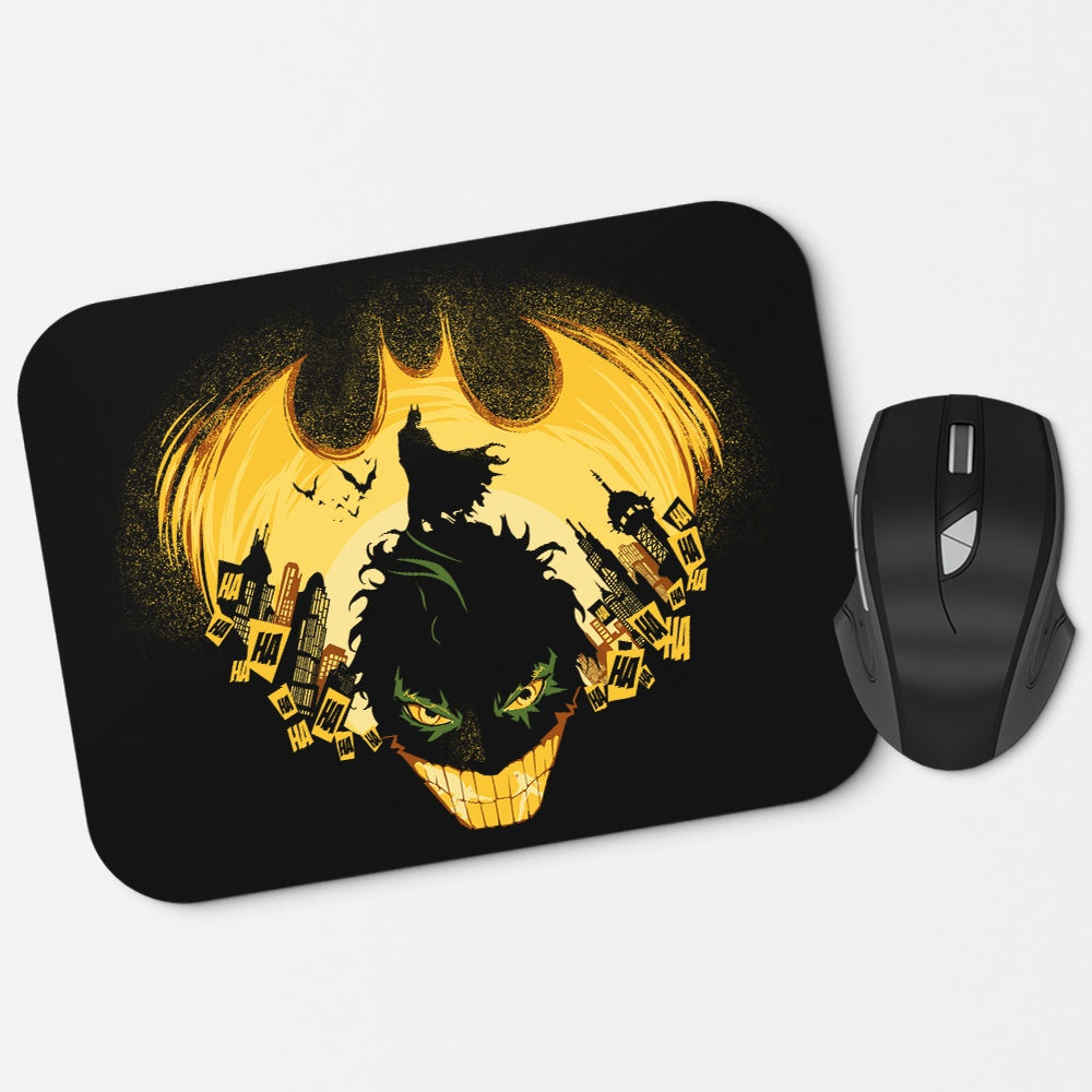 Dark Knightmare - Mousepad