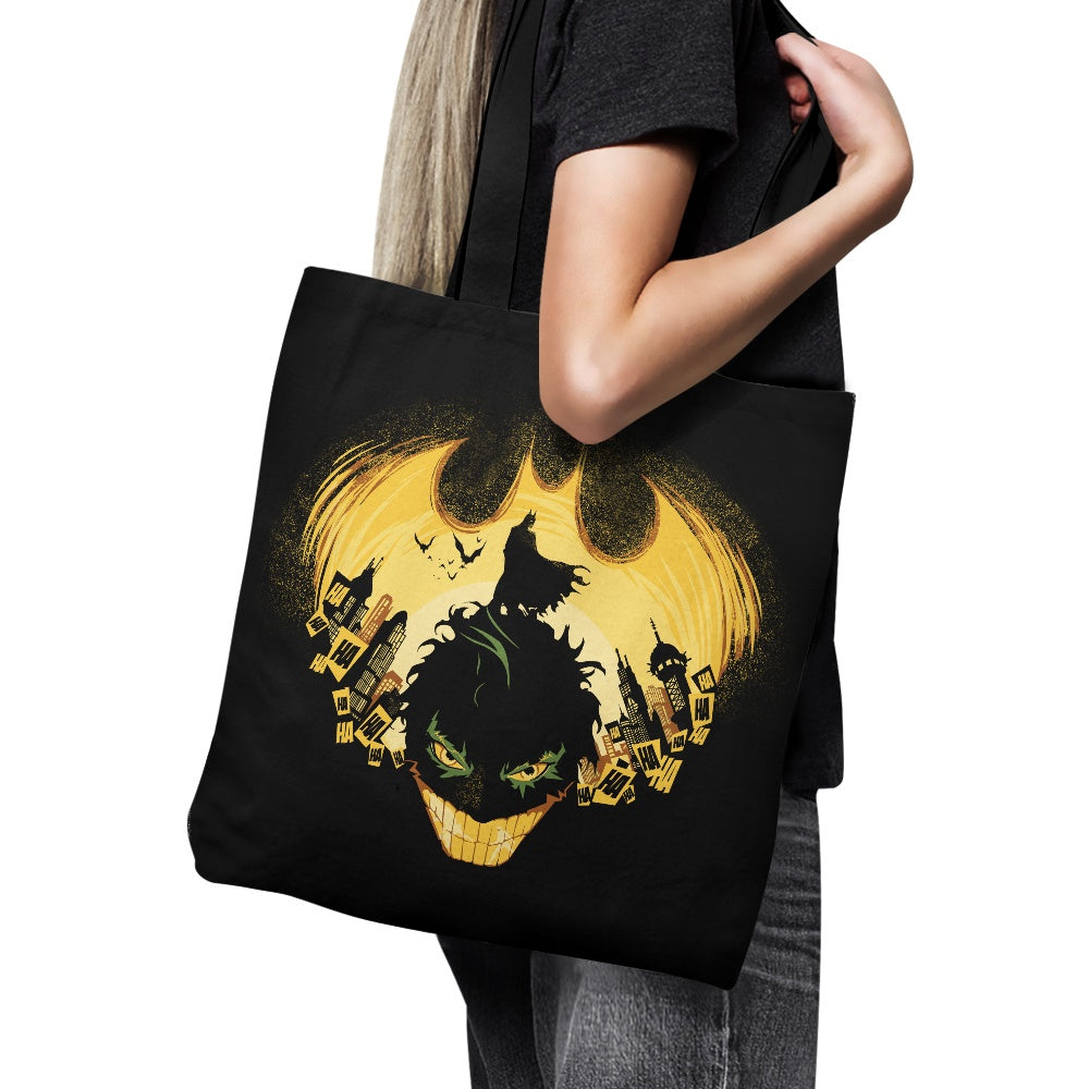 Dark Knightmare - Tote Bag