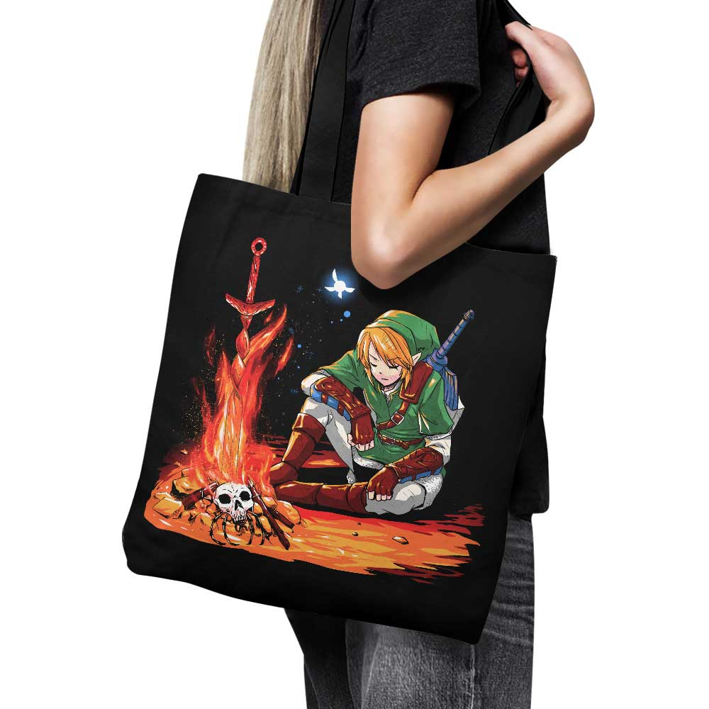 Dark Link - Tote Bag