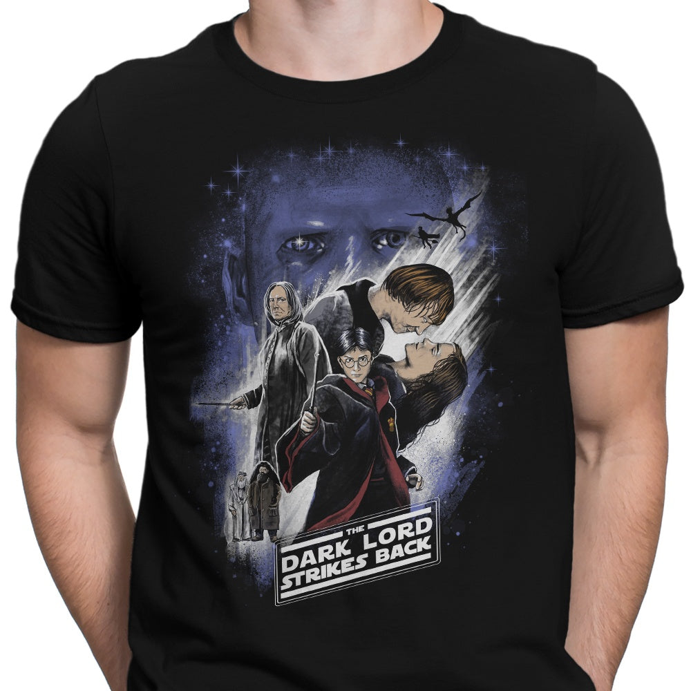 Dark Lord Strikes Back - Men's Apparel