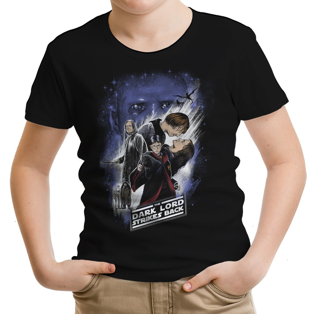 Dark Lord Strikes Back - Youth Apparel