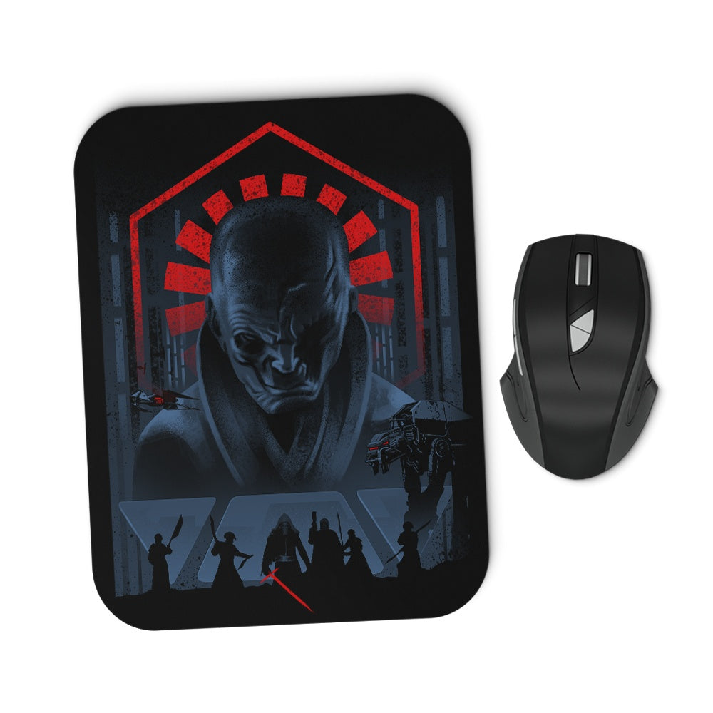 Dark Power - Mousepad