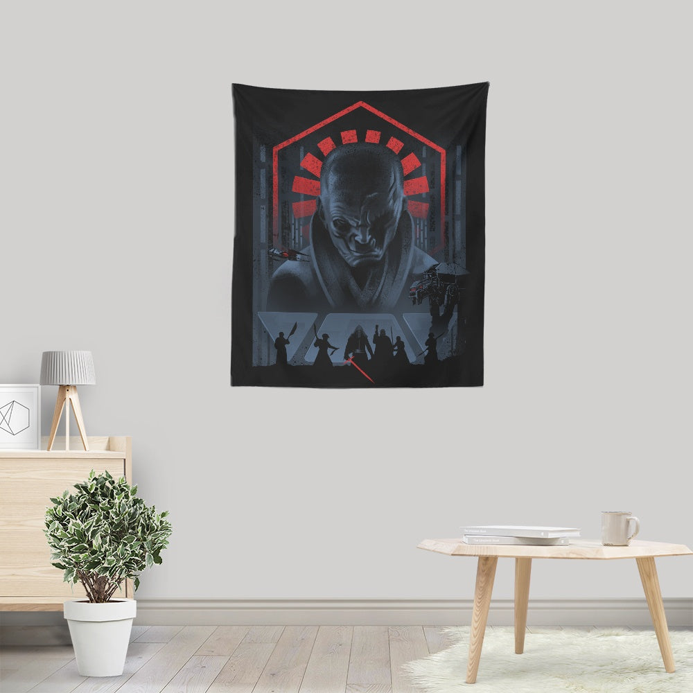 Dark Power - Wall Tapestry