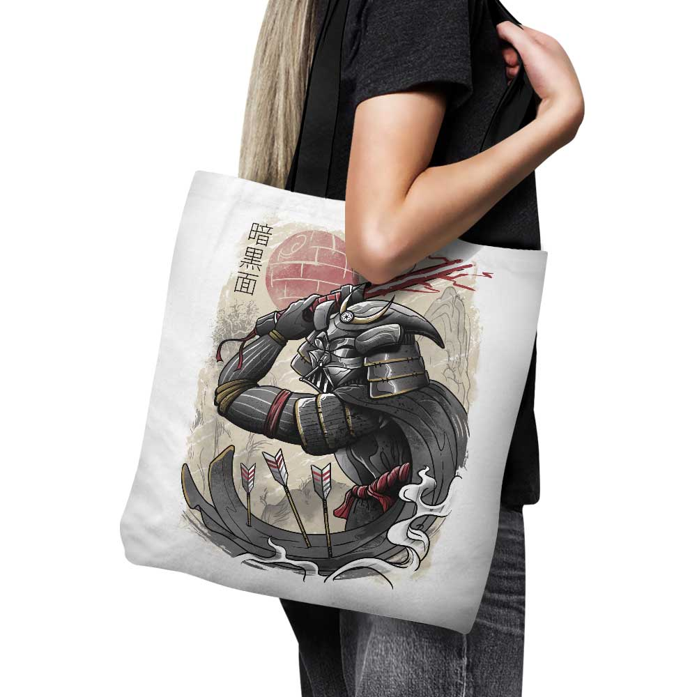 Dark Samurai - Tote Bag