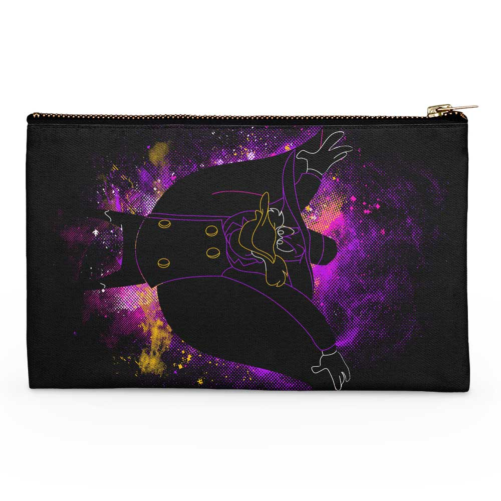 Darkwing Art - Accessory Pouch