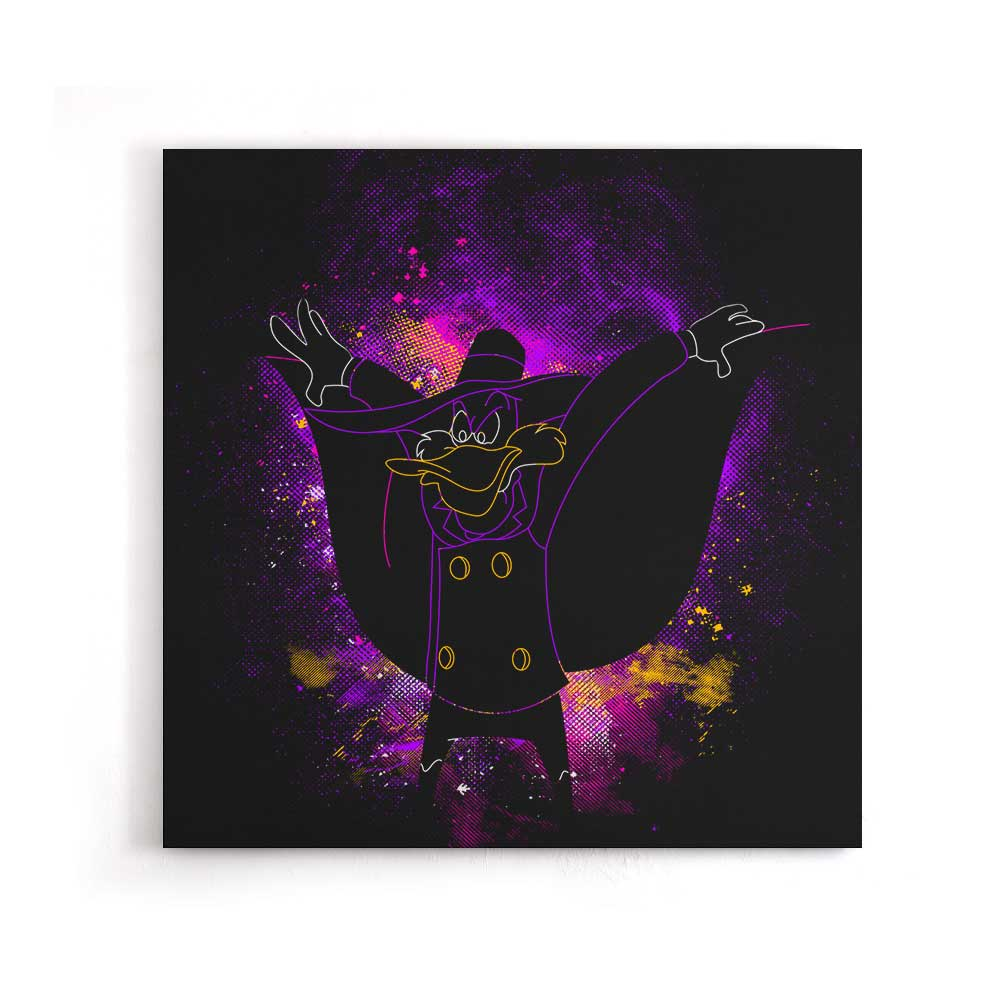 Darkwing Art - Canvas Print