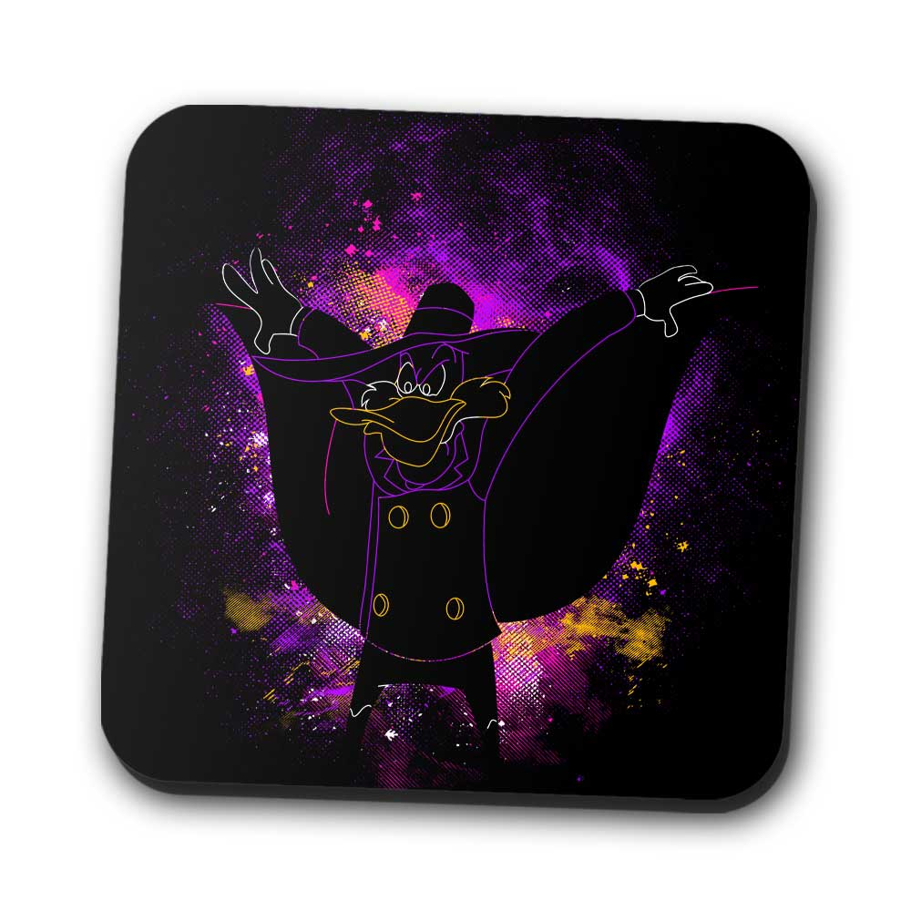 Darkwing Art - Coasters