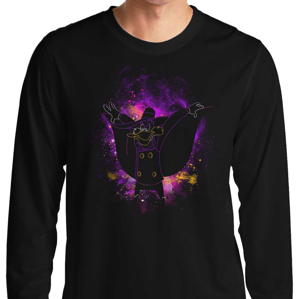 Darkwing Art - Long Sleeve T-Shirt