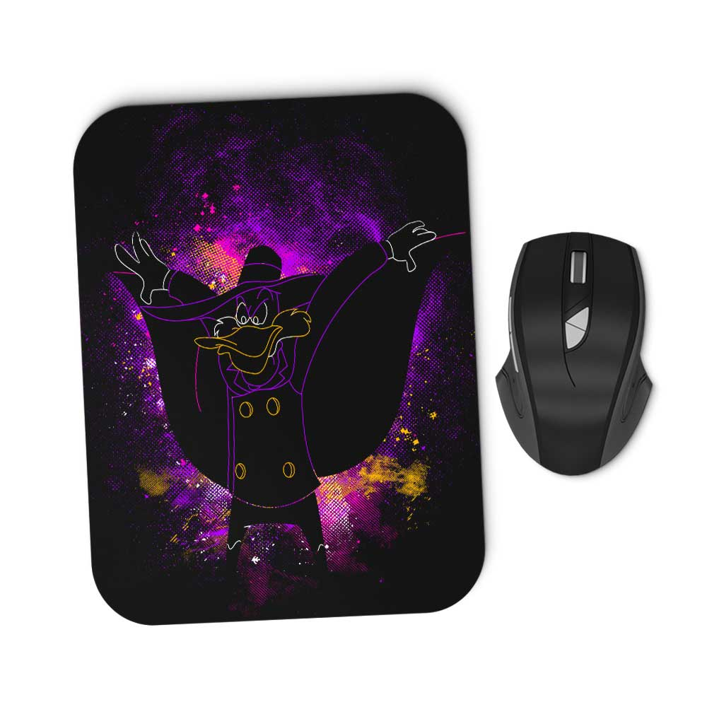 Darkwing Art - Mousepad