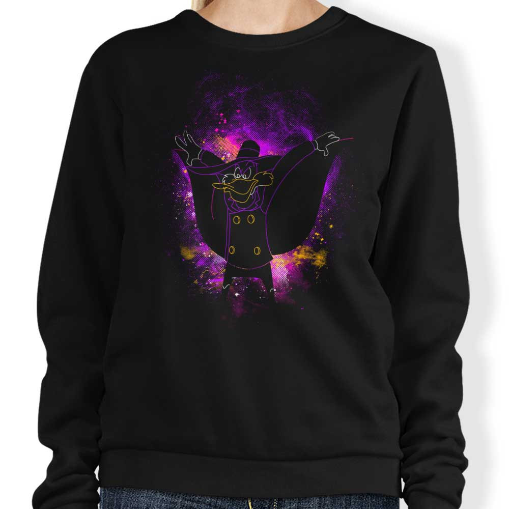 Darkwing Art - Sweatshirt