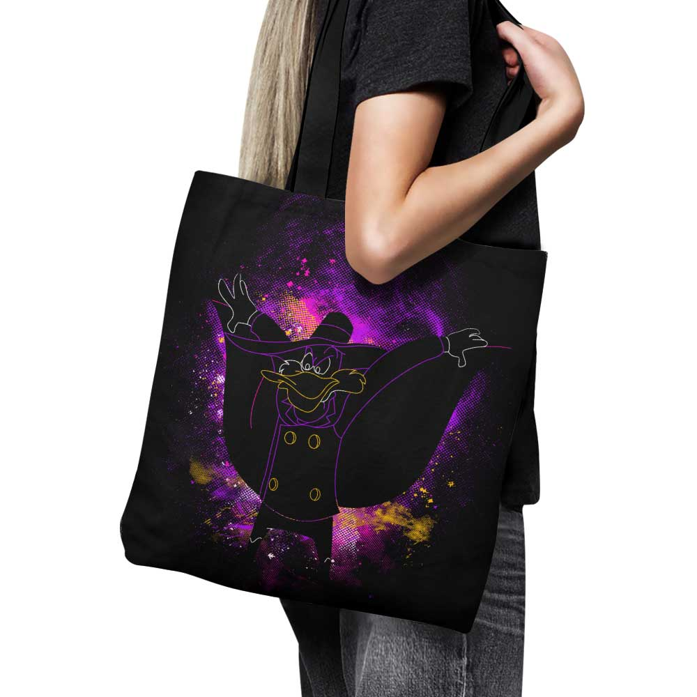 Darkwing Art - Tote Bag