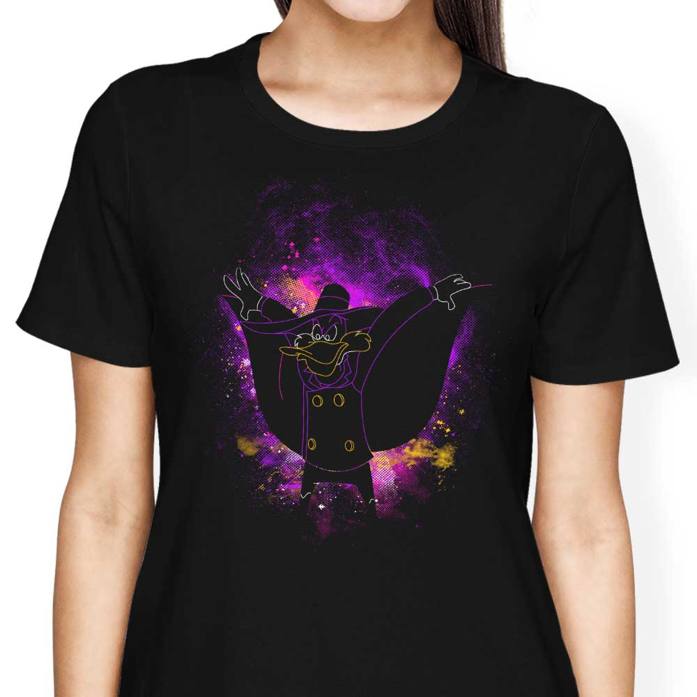Darkwing Art - Women's Apparel