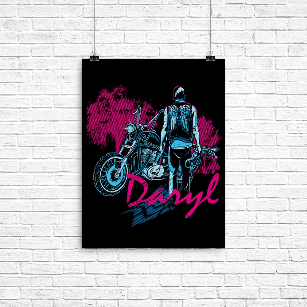 Daryl - Poster