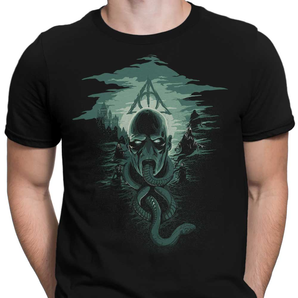 Deadly Moon - Men's Apparel