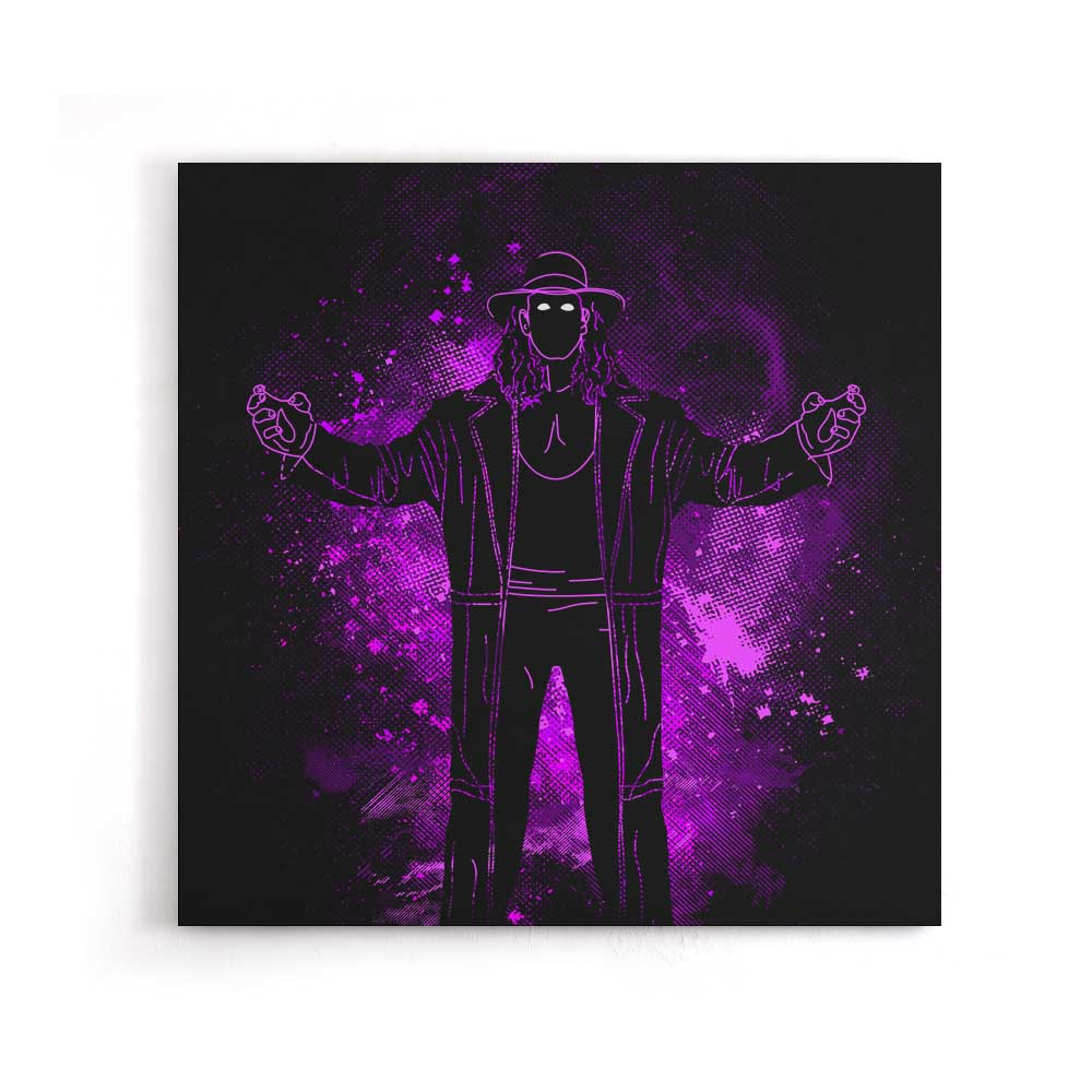 Deadman Art - Canvas Print
