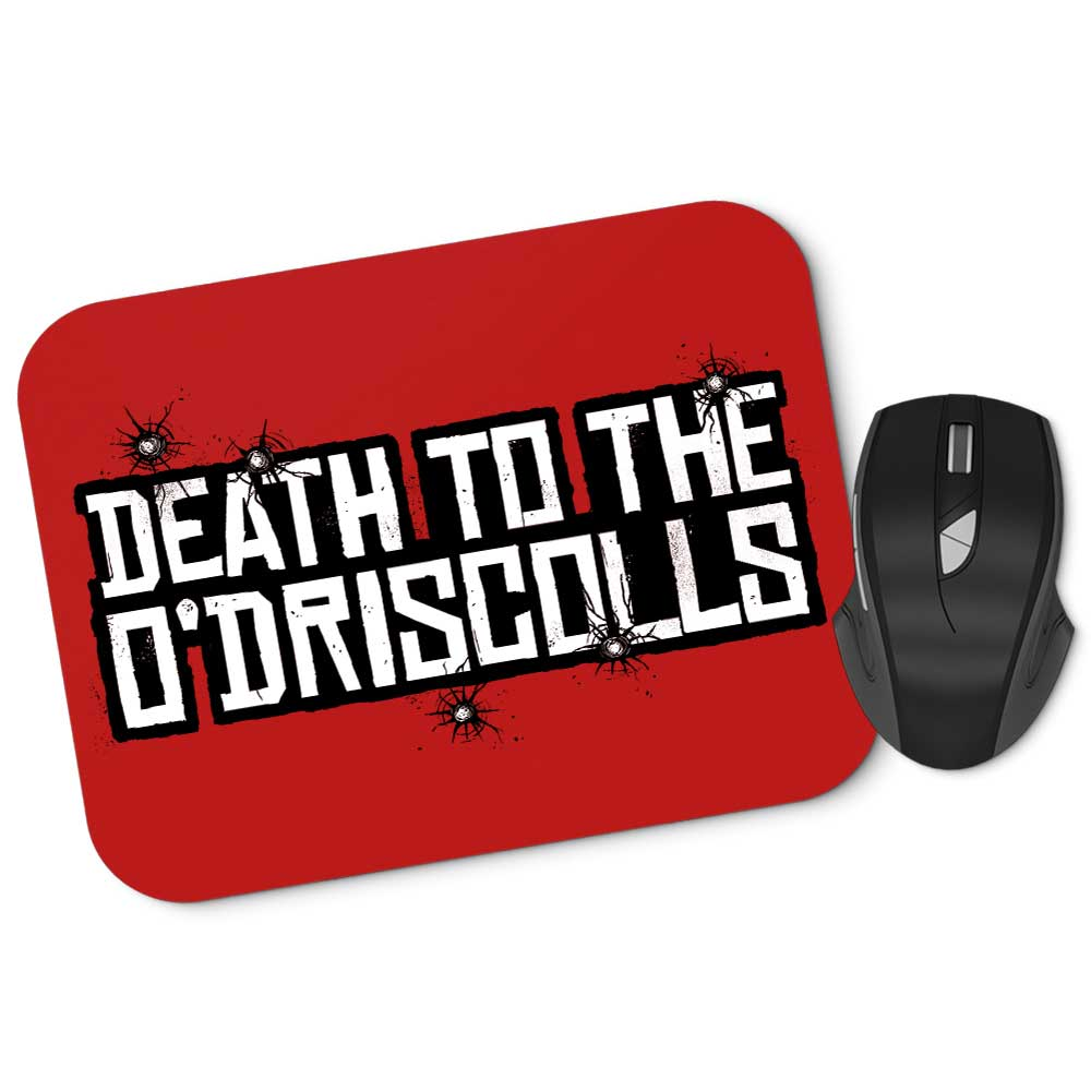 Death to the Gang - Mousepad