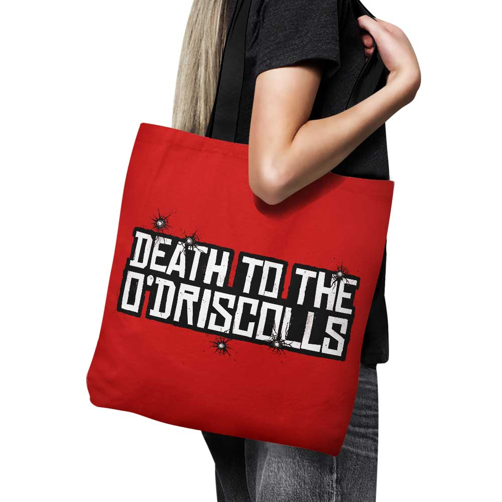 Death to the Gang - Tote Bag