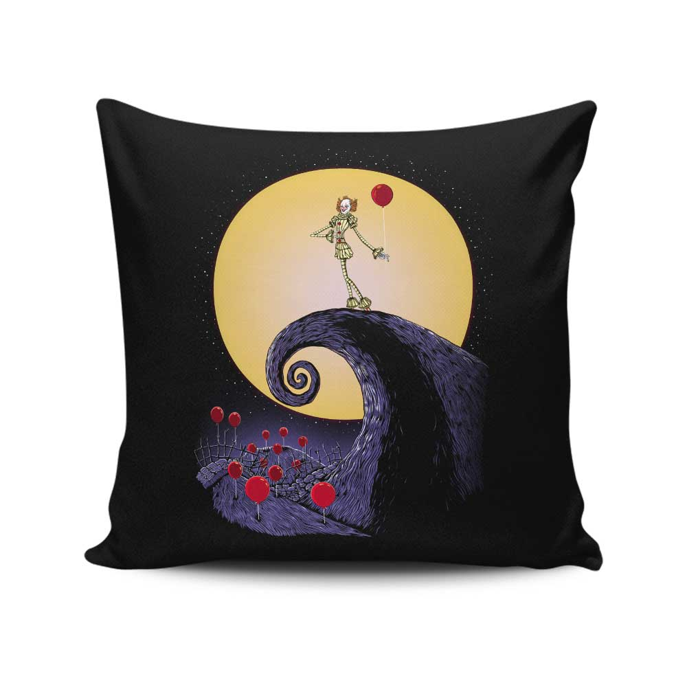 Derry's Nightmare - Throw Pillow