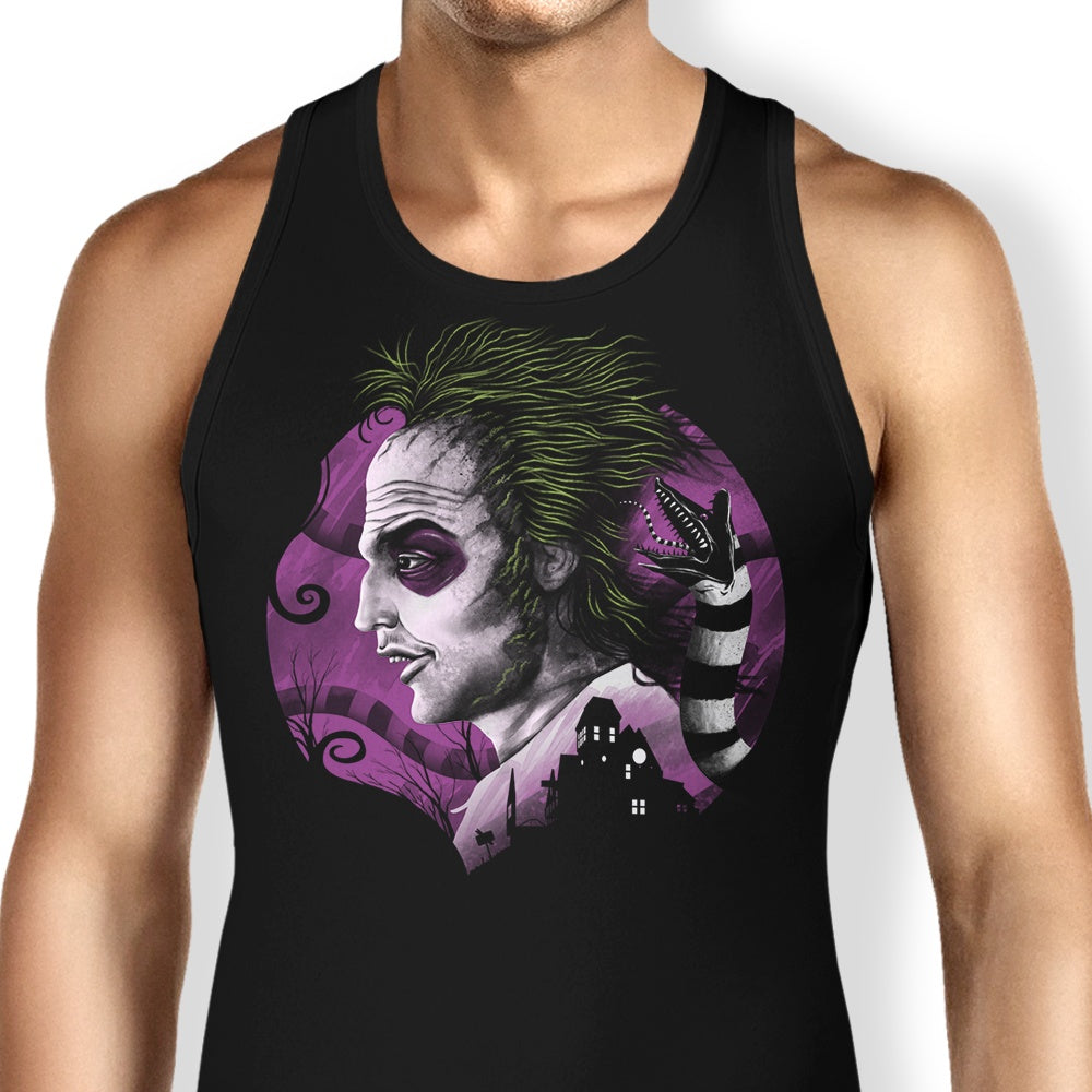 Devious Ghost - Tank Top
