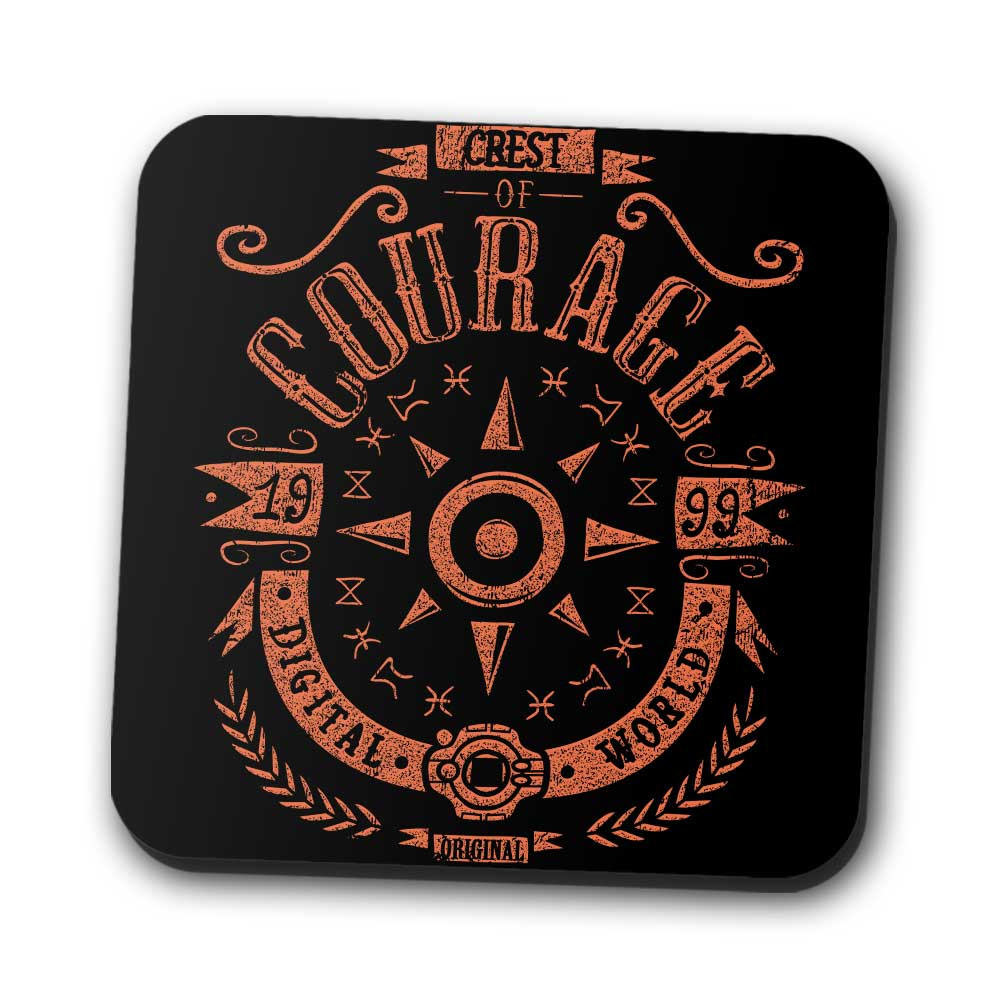 Digital Courage - Coasters