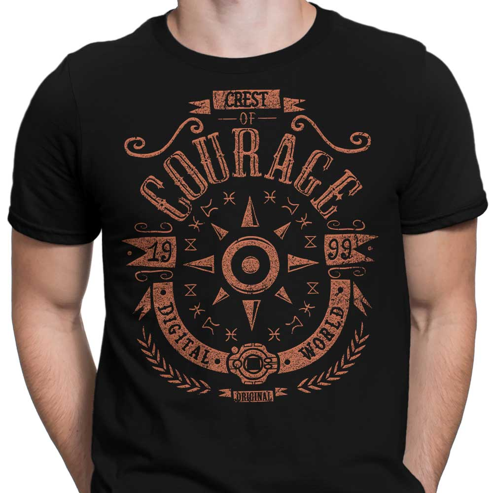 Digital Courage - Men's Apparel