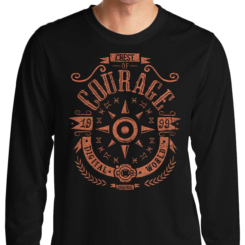Digital Courage - Long Sleeve T-Shirt