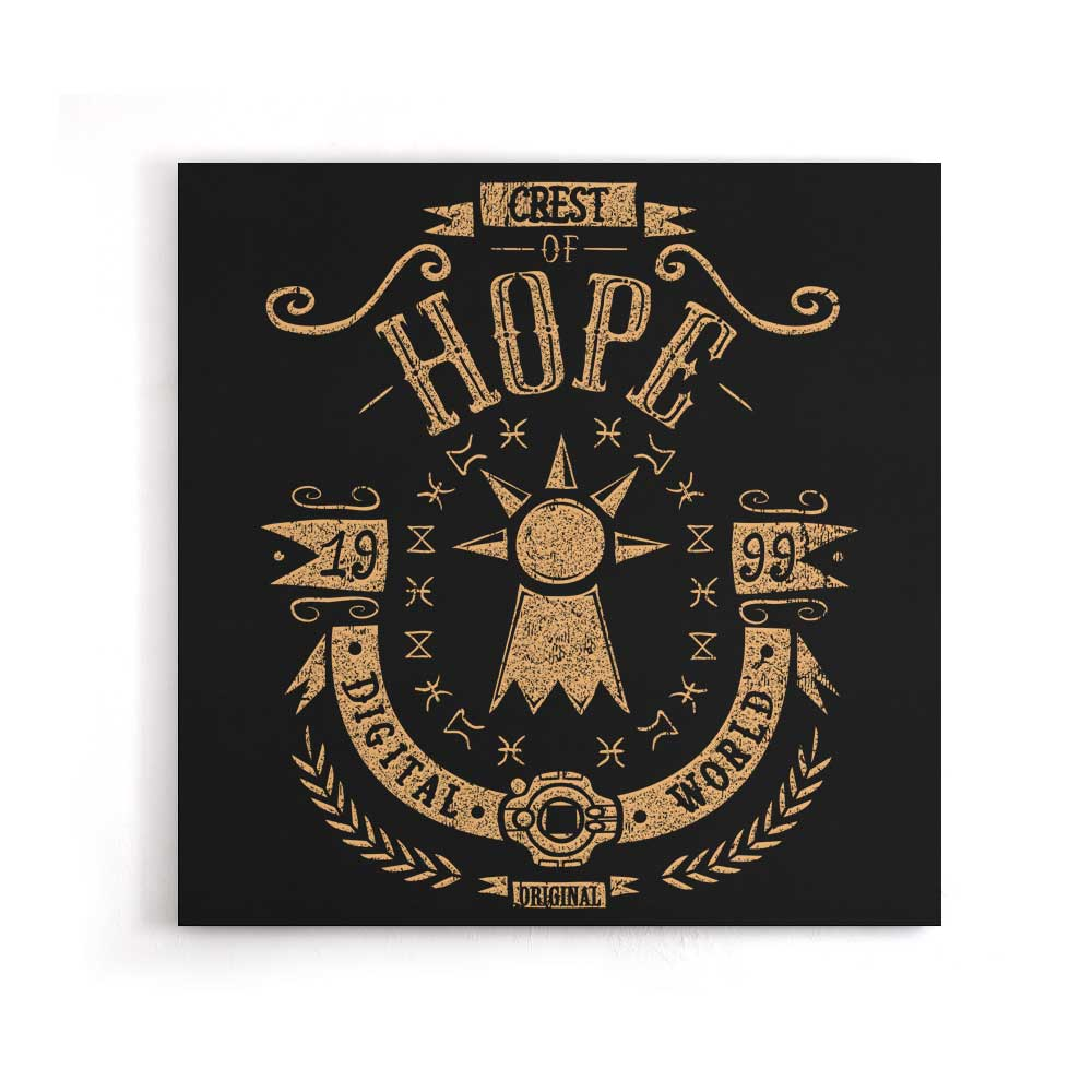 Digital Hope - Canvas Print