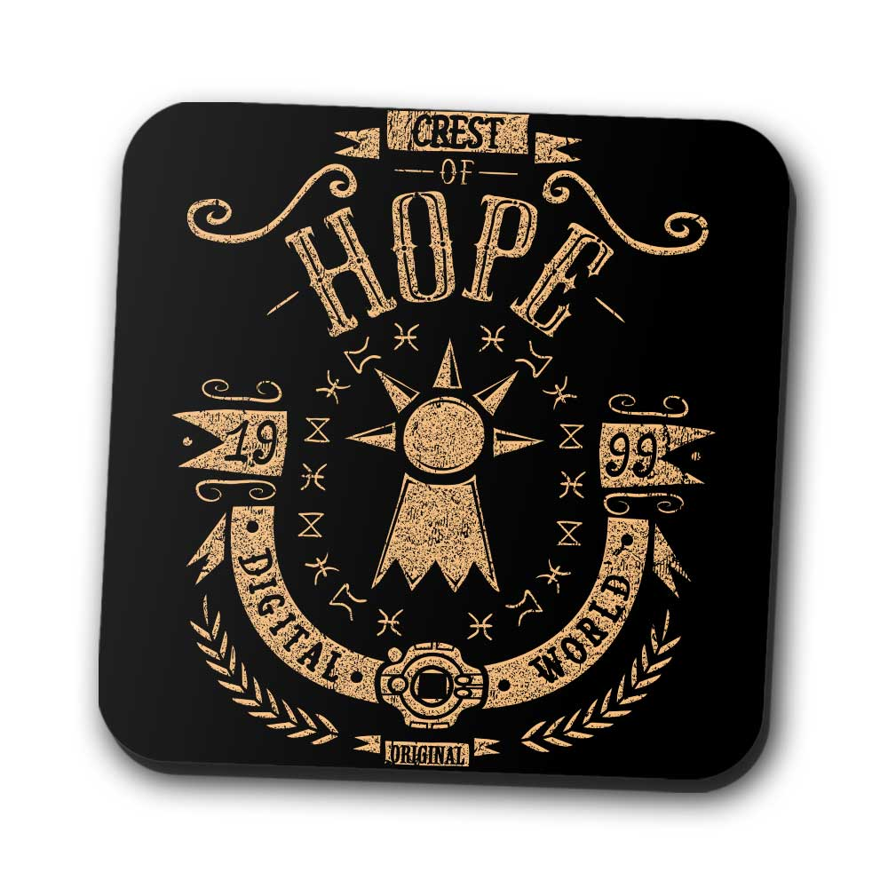 Digital Hope - Coasters