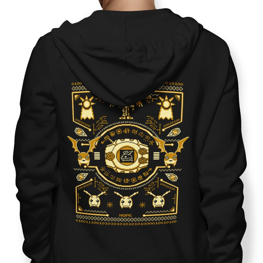 Digital Hope Sweater - Hoodie