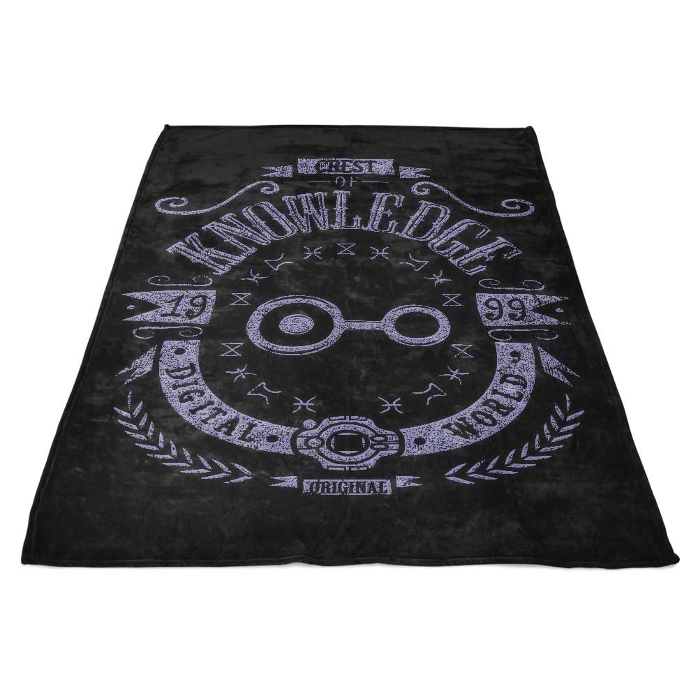 Digital Knowledge - Fleece Blanket