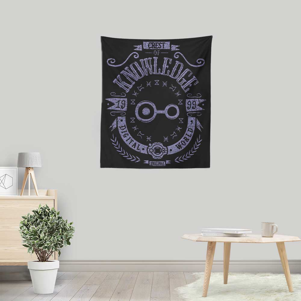 Digital Knowledge - Wall Tapestry