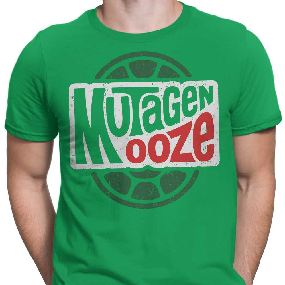 Do the Ooze - Men's Apparel