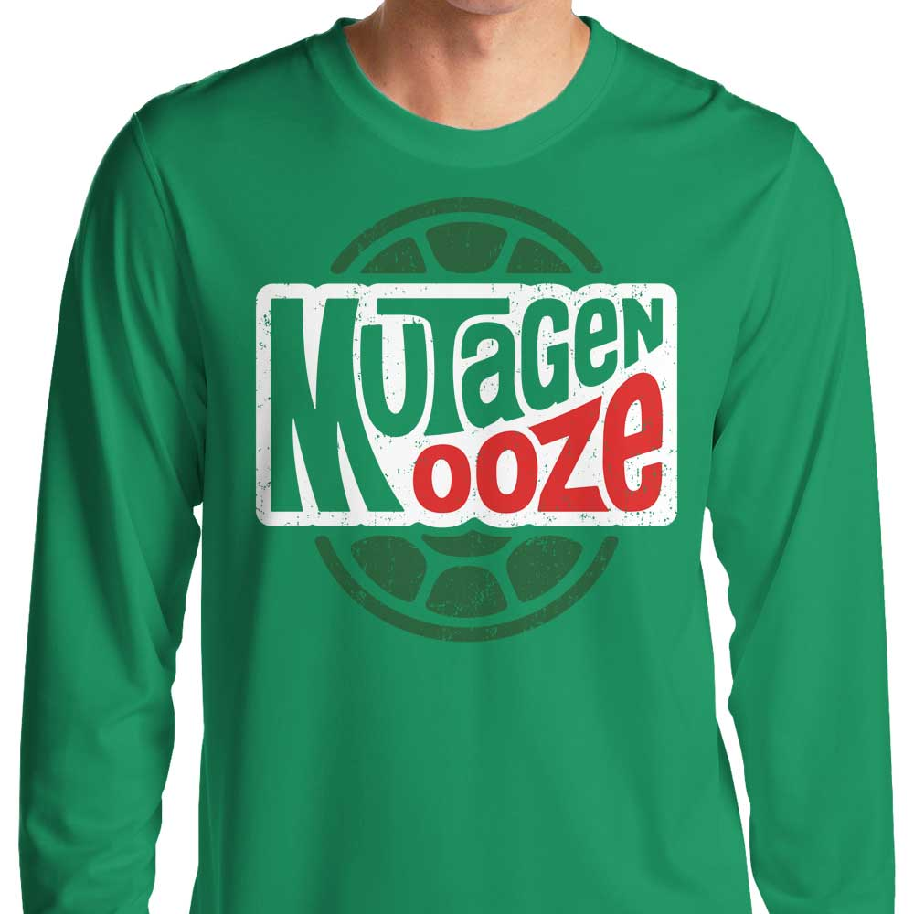 Do the Ooze - Long Sleeve T-Shirt