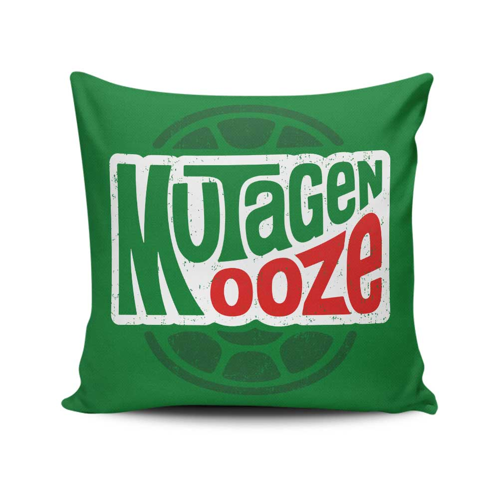 Do the Ooze - Throw Pillow