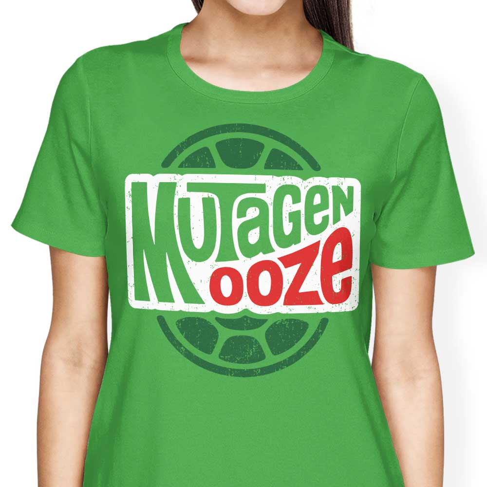 Do the Ooze - Women's Apparel