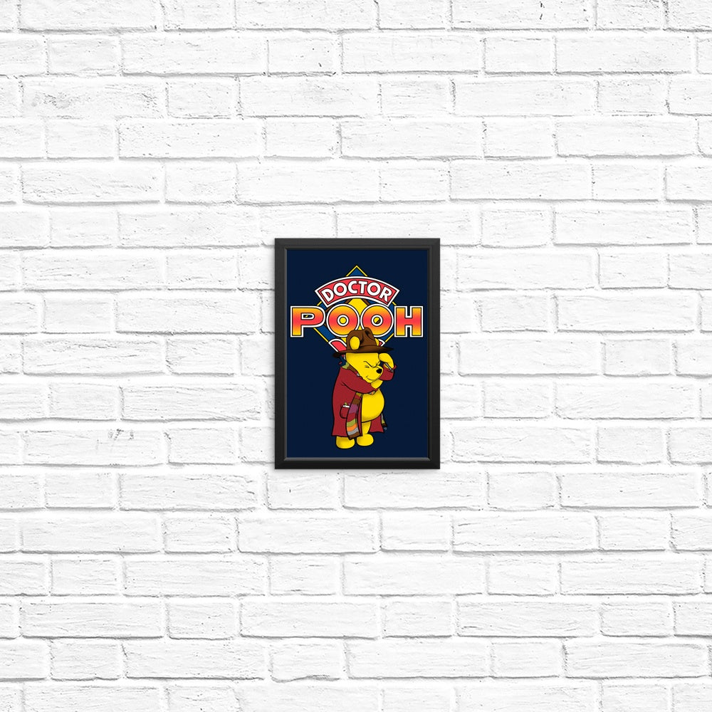 Doctor Pooh - Posters & Prints