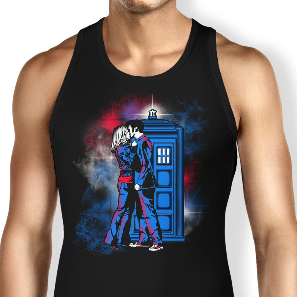 Doctor With One Heart - Tank Top