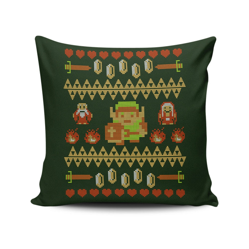 Don't Wear Alone - Throw Pillow