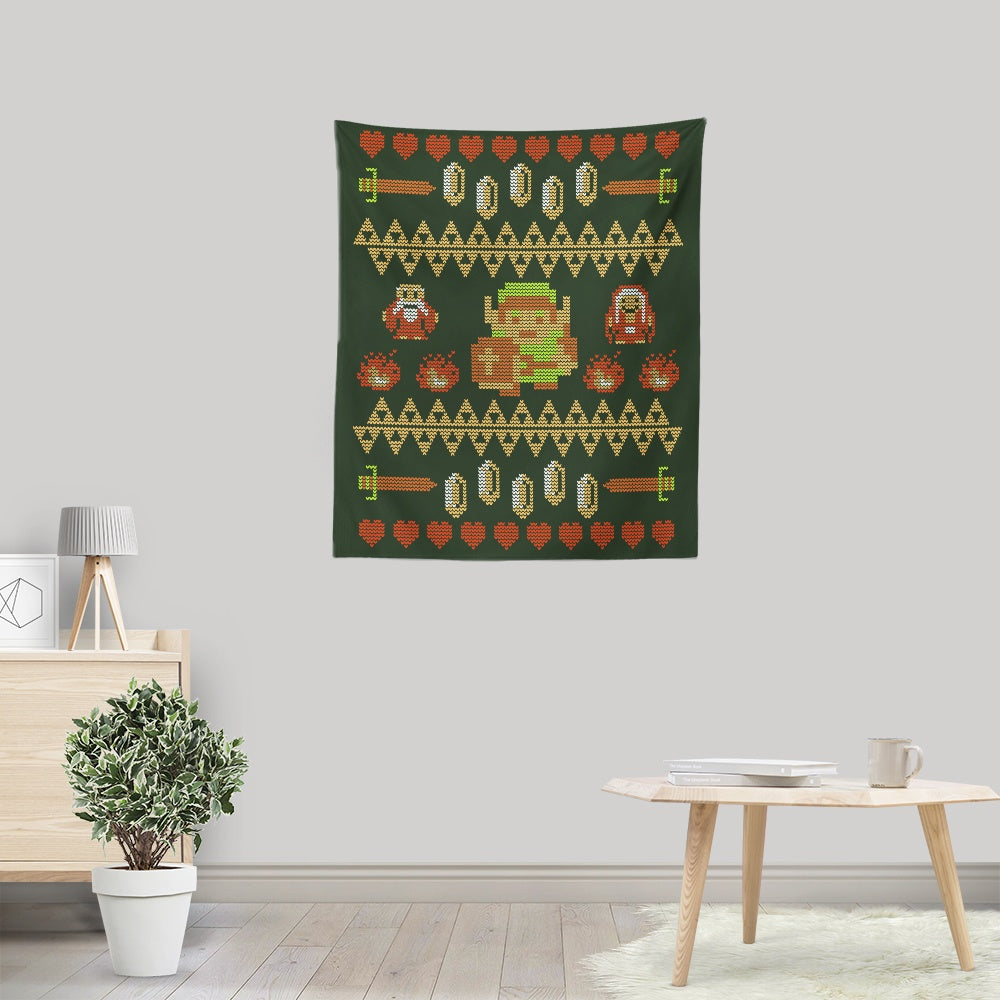 Don't Wear Alone - Wall Tapestry