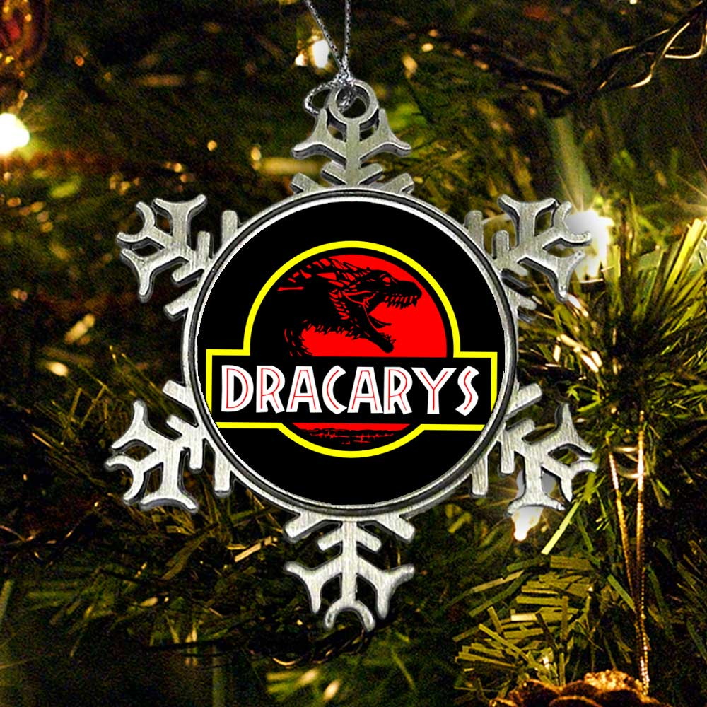 Dracarys Park - Ornament