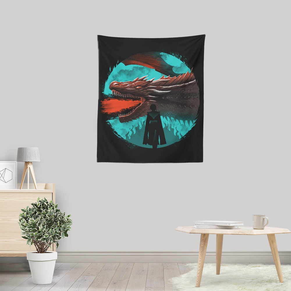 Dracarys - Wall Tapestry