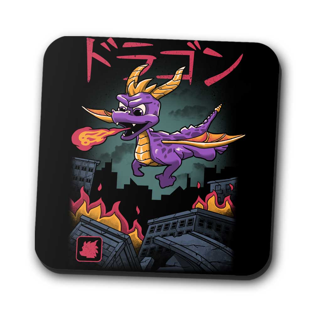 Dragon Kaiju Attack - Coasters