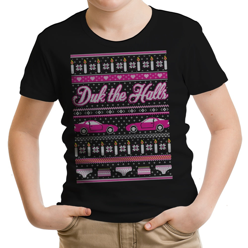 Duk the Halls - Youth Apparel