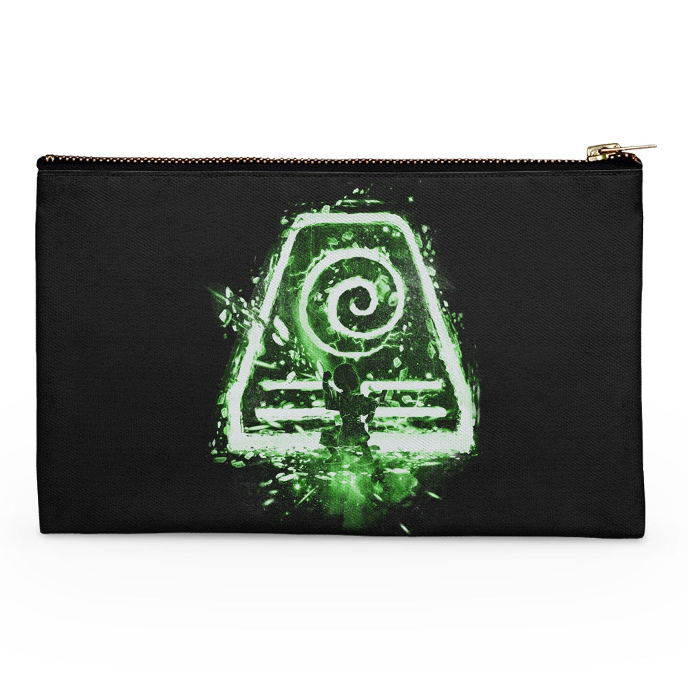 Earth Elemental - Accessory Pouch