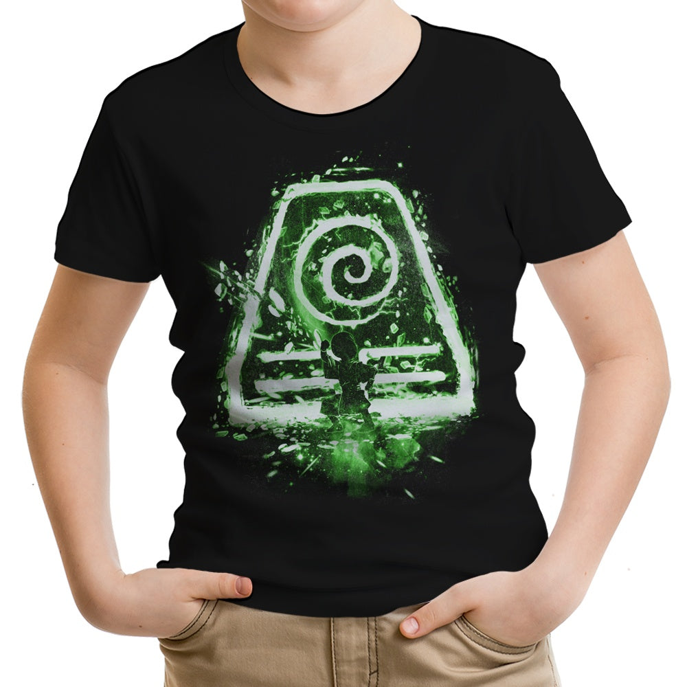 Earth Elemental - Youth Apparel