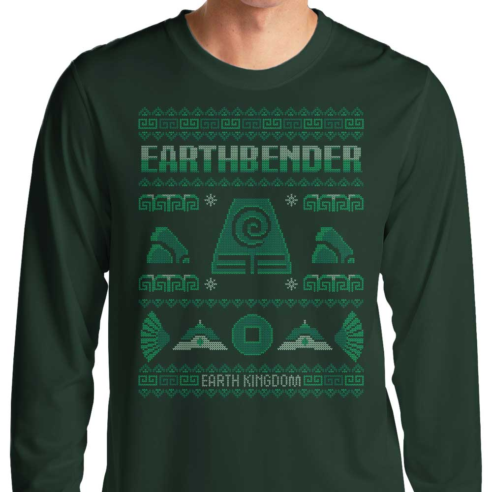 Earth Kingdom's Sweater - Long Sleeve T-Shirt